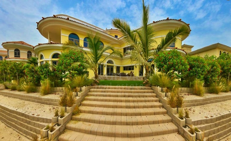 The villa on Palm Jumerah that Barack Obama will not be buying